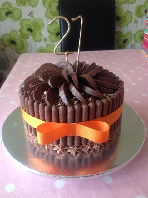 chocolate orange cake cake decorating ideas