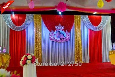 backdrop design price aliexpress com buy express free shipping wedding stage