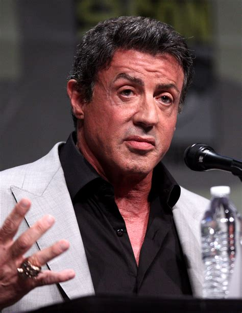 Sylvester Stallone Is In by Sylvester Stallone