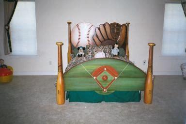 baseball bat bed baseball bed frame bed frame sports theme baseball