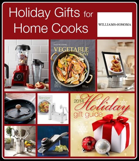 holiday gifts for the home cook