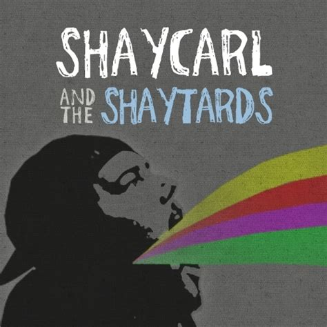 shaycarl the official home of shaycarl and the shaytards rainbow puke shaycarl and the shaytards fan art
