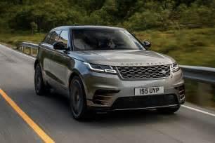 2018 range rover velar v 6 drive review