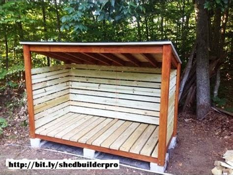 How Much Wood To Build A Shed