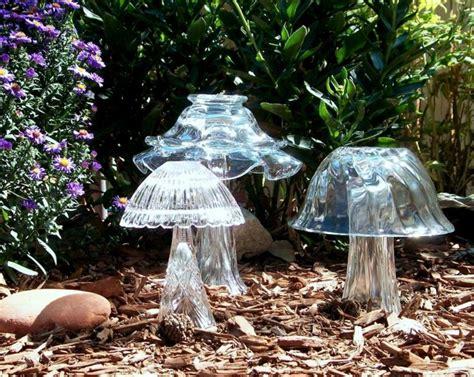 Pilze Basteln Garten by Durch Gartenaccessoires Den Garten Lebendiger Gestalten