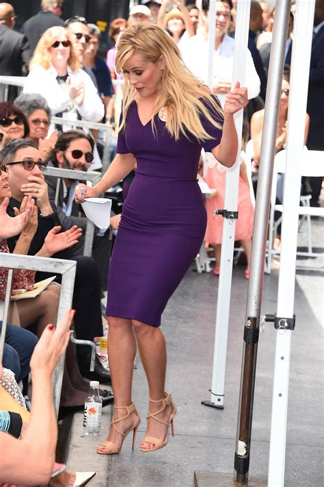 Style Walk Of Fame by Reese Witherspoon At Goldie Hawn And Kurt S Walk