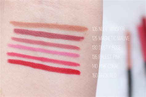 Lip Liner Maybelline maybelline color sensational shaping lip liners review