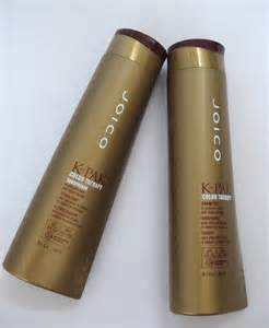 joico k pak color therapy shoo beautiful canvas joico k pak color therapy shoo and