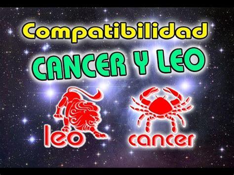 el signo de cancer compatibilidad de cancer y leo en el amor 2018