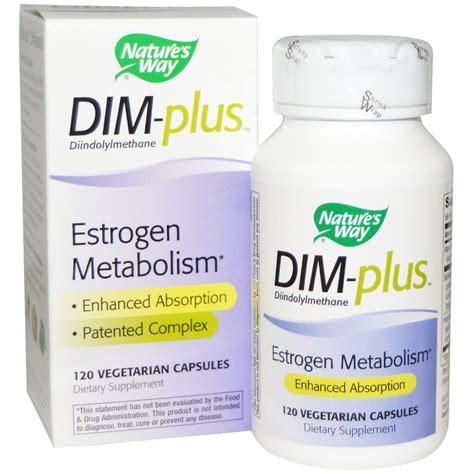 Suplemen Hormon nature s way dim plus estrogen metabolism 120 veggie caps