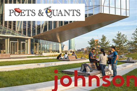 Cornell Mba Ranking Poets And Quants by Noteworthy Poets Quants Features Cornell Tech S New