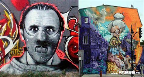 Imagenes De Grafitis Increibles | 25 graffitis geniales y muy fuera de lo normal fress