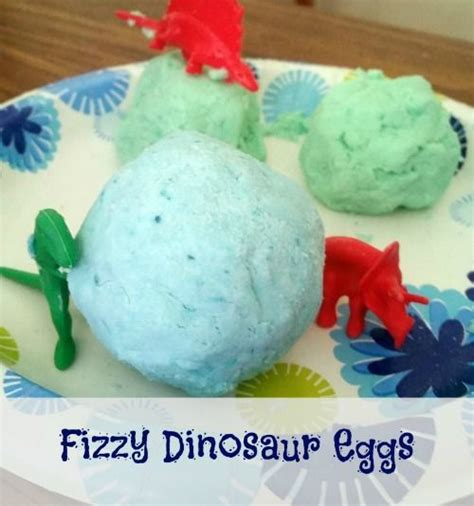 Dinoplatz Bath Time For Dino make these dinosaur bath bombs make bath time