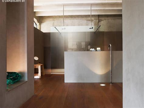 docce a parete parete divisoria per docce a parete idfdesign