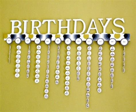 i want to make a calendar birthday calendar i want to make something similar for