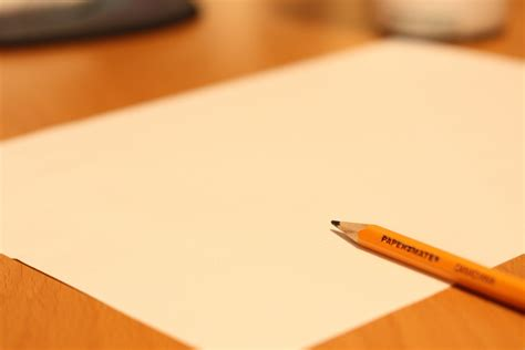 How To Make Pencil With Paper - pencil n paper flickr photo