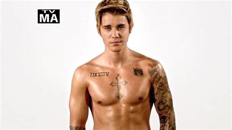 justin bieber tattoo roasted real hot boys shirtless