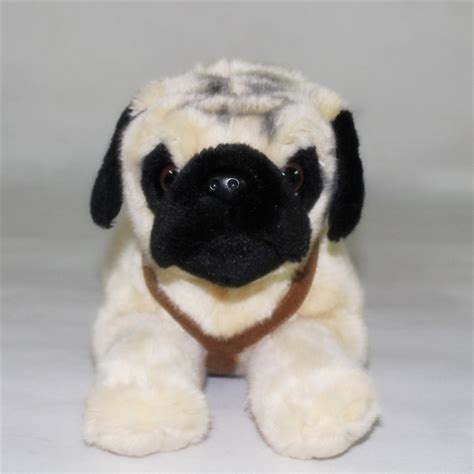 stuffed pug popular stuffed animal pug buy cheap stuffed animal pug lots from china stuffed animal