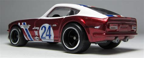 Wheels Datsun 240z Treasure Hunt 2011 lamley model of the day 2011 hw datsun 240z treasure hunt the lamley