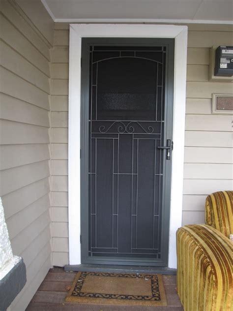 Aluminium Security Doors Geelong - doors ballarat ballarat u0026 district garage doors