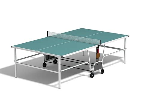 butterfly ping pong table 3d model 3ds max files free