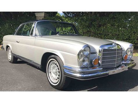 classic mercedes for sale 1970 mercedes 280se for sale classiccars cc