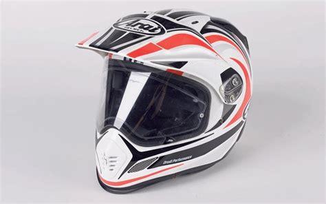 Helm Cross Visor Helmet Review Arai Tourx3 Mcn