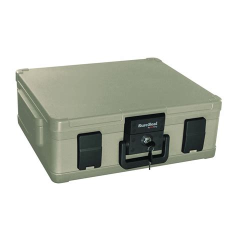 Small Home Fireproof Safe Sureseal Ss104 Waterproof Chest From Fireking