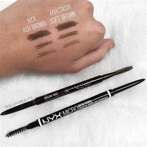 brow wiz colors beverly brow wiz dupe nyx micro brow