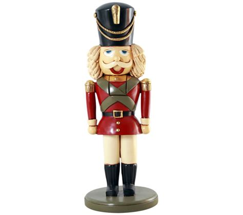 fibreglass nutcracker outdoor statue natureworks com