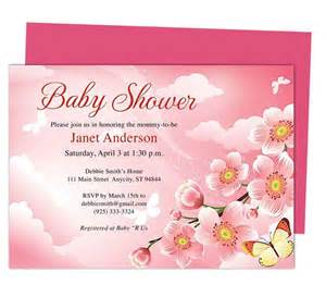baby shower invitation template word baby shower invitation templates word baby shower ideas