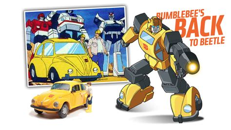 volkswagen bumblebee bumblebee returns in his original volkswagen beetle form