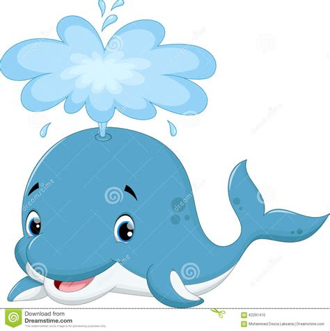 cartoon whale cartoons illustrations vector stock