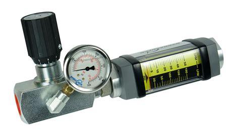 high pressure hydraulic flow meter hydracheck inline flow meter test kits one way flow