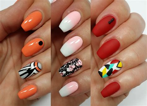 Freehand Nail by 3 Easy Accent Nail Ideas Freehand 1 Khrystynas Nail