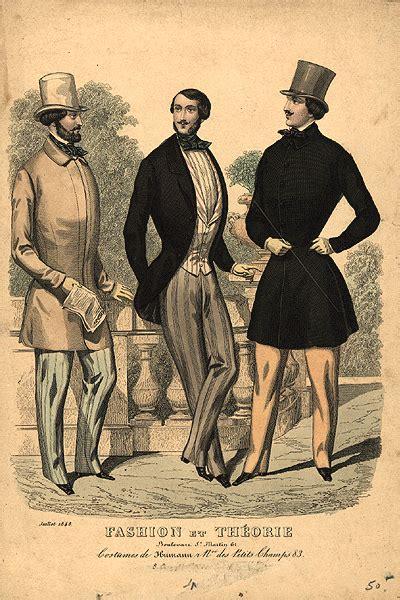 romantic 1815 1840 man s hairstyles men s fashion history of fashion romantic