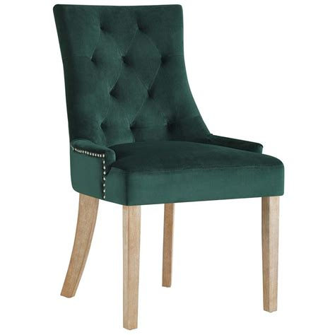 green upholstered dining chairs modway pose green upholstered fabric dining chair eei 2577