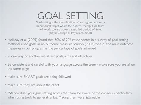 occupational therapy goal setting template occupational therapy goal setting template 28 images