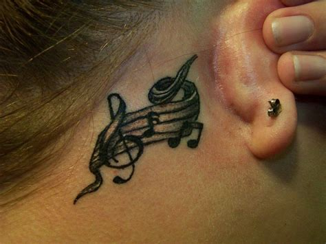 small music tattoos for girls 50 tattoos for echomon