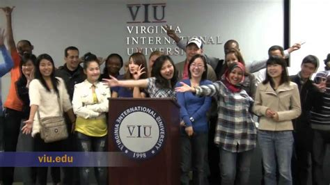Mba Requirements For International Students In Usa by Virginia International Scholarship Programme