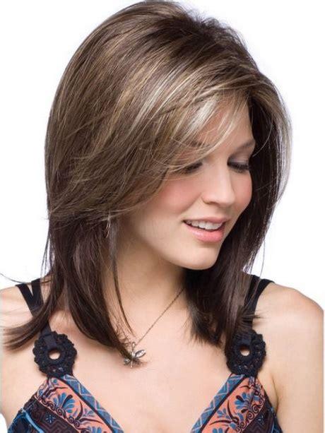 jessica simpson hairstyles with bangs medium length bang haircuts