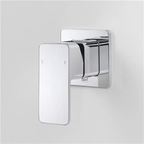 bathroom wall mixer dorf epic bathroom wall bath shower mixer chrome square