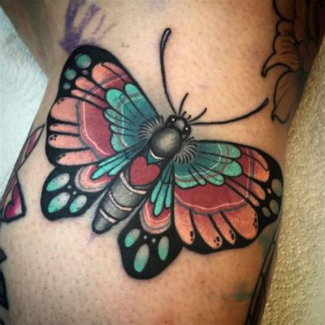 traditional butterfly tattoo best 20 traditional butterfly ideas on