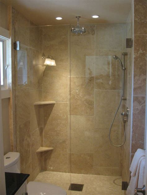 Waterfall Shower Doors 25 Best Ideas About Travertine Tile On