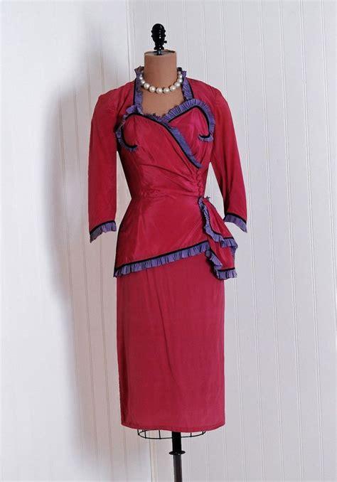 114 best fashion images on 114 best fashion circa 1940s images on pinterest vintage