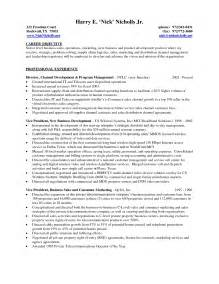 resume in management sales management lewesmr