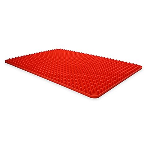 Silicone Cooking Mat by Dexas 174 Elevated Silicone Cooking Mat In Www