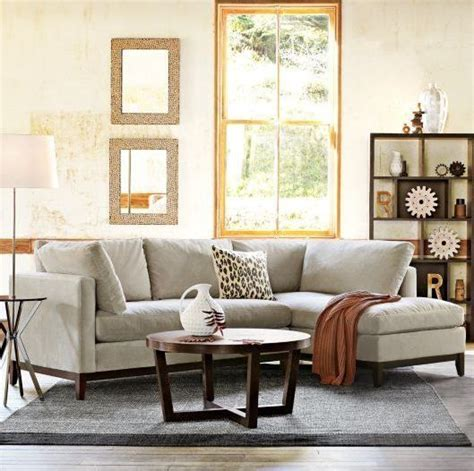 Small Sectional Couches For Apartments by 25 Best Ideas About Small Sectional Sofa On
