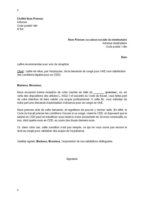 Lettre De Motivation Vae Banque Exemple Lettre Motivation Vae