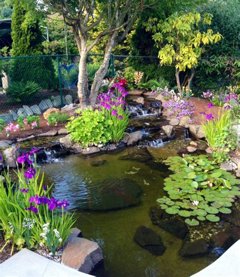 beautiful backyard gardens 20 beautiful backyard pond ideas home design and interior